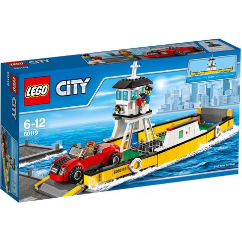 LEGO City: Fähre (60119)