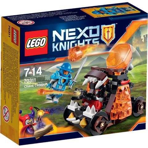 LEGO Nexo Knights: Chaos katapult (70311)