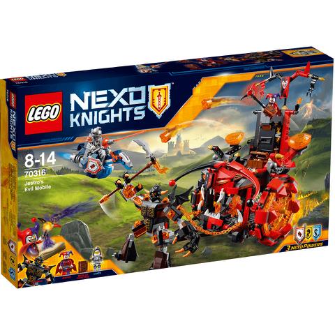 LEGO Nexo Knights: Jestro's Evil Mobile (70316)