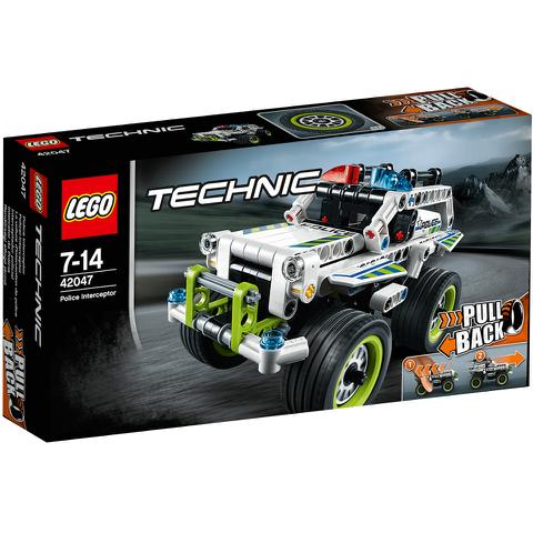 LEGO Technic: Police Interceptor (42047)