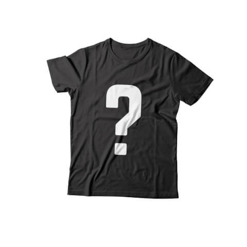 Mystery Geeky T-Shirt