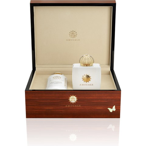 Amouage Honour Woman Marquetry Luxury Set (100ml)