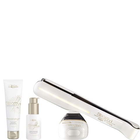Set Plancha Steampod 2.0, Sérum y Crema Sensitised  L'Oréal Professionnel