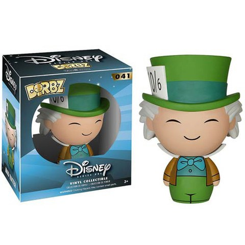 Disney Alice In Wonderland Mad Hatter Dorbz Figur