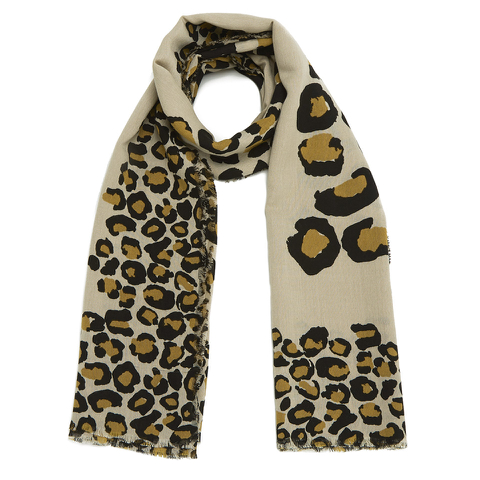Marc by Marc Jacobs Women's Painted Scarf - Leopard