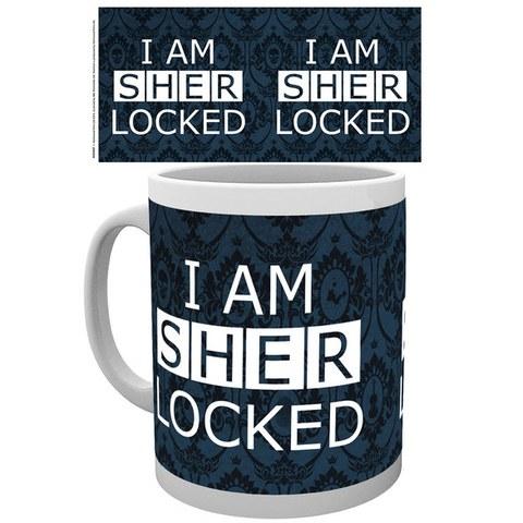 Sherlock Sherlocked Dark - Mug