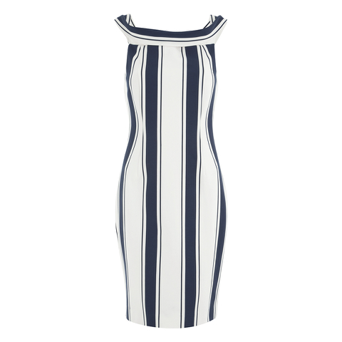 Finders Keepers Women's Wicked Games Dress - Stripe