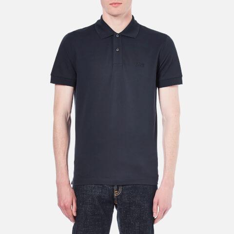 BOSS Green Men's C-Firenze-Logo Polo Shirt - Dark Blue