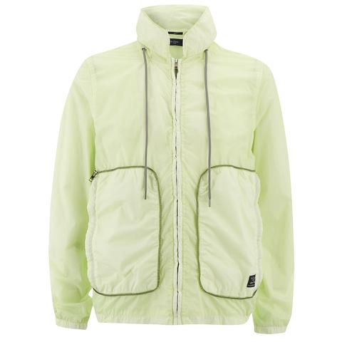 Paul Smith Jeans Men's Nylon Limonta Jacket - Neon Yellow