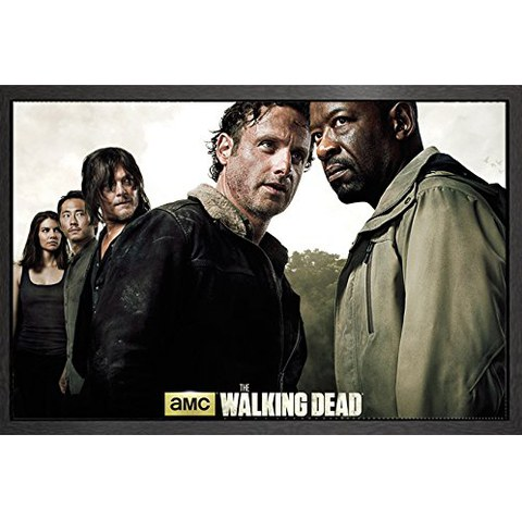 The Walking Dead - Season 6 - Framed Maxi Poster
