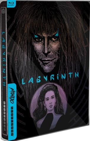 Die Reise ins Labyrinth - Zavvi exklusives Mondo X Steelbook