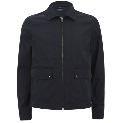 Paul Smith Jeans Men's Flight Jacket - Navy