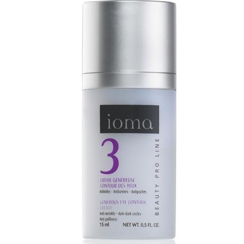 IOMA Generous Eye Contour Cream 15ml