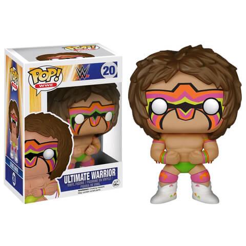 WWE Ultimate Warrior Funko Pop! Figur