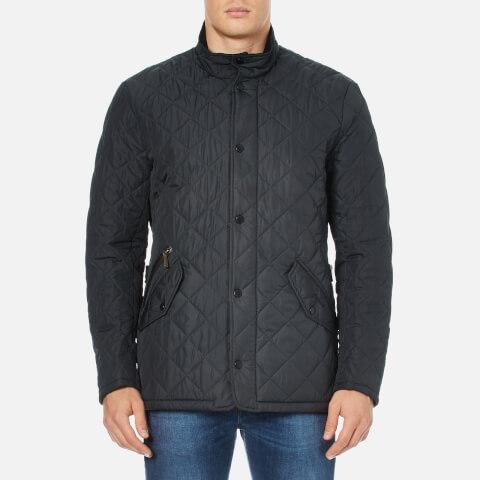 Barbour Men's Chelsea Sportsquilt Jacket - Navy