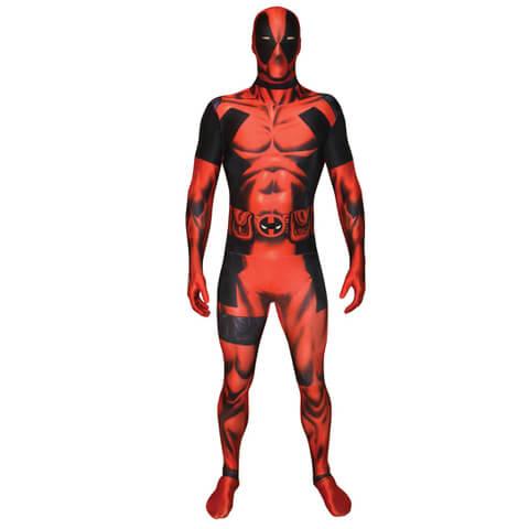 Morphsuit Adults' Marvel Deadpool