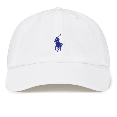 Polo Ralph Lauren Men's Classic Sports Cap - White