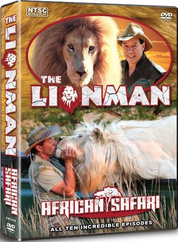 Lionman: African Safari