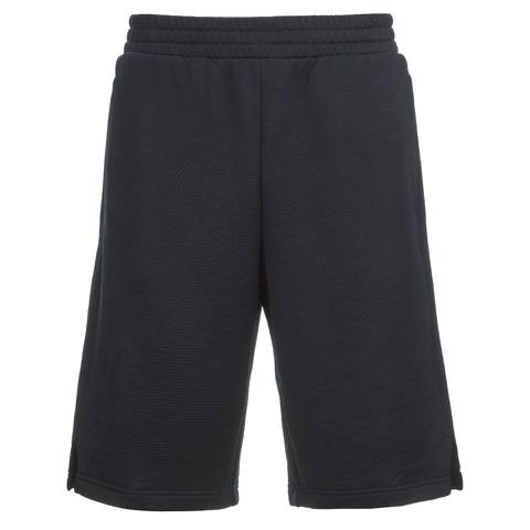 T by Alexander Wang Men's Quilting Jacquard Basketball Shorts - Petrol