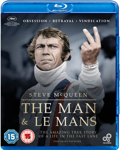 Steve McQueen: The Man & Le Mans