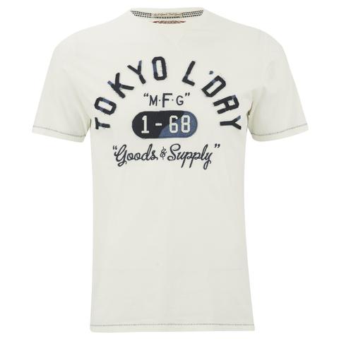 Tokyo Laundry Men's Woodcroft T-Shirt - Ivory