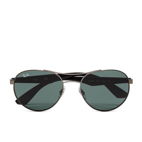 Ray-Ban Bridge Aviator Sunglasses - Gunmetal