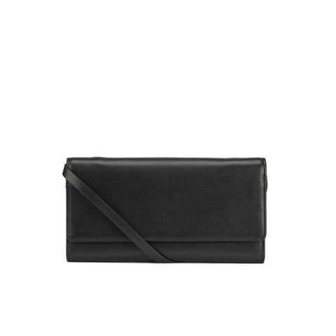 WANT LES ESSENTIELS Women's Bradshaw Wallet With Strap - Black