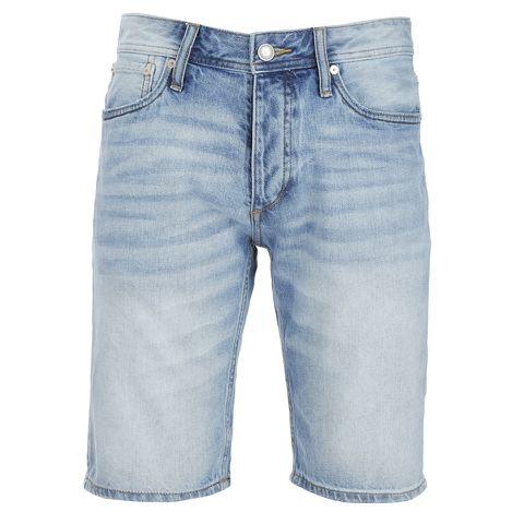 Jack & Jones Men's Originals Rick Denim Shorts - Light Wash