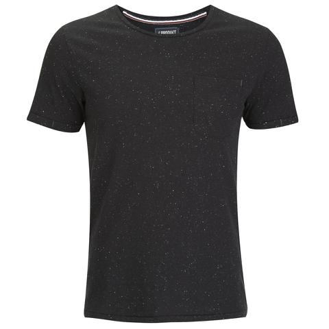 Produkt Men's Pocket Short Sleeve Fleck T-Shirt - Black