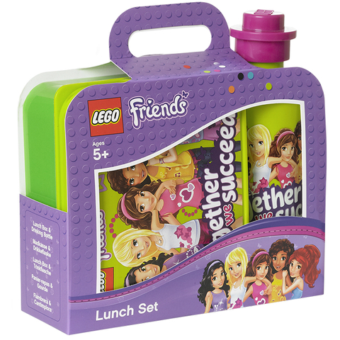 LEGO Friends Lunch Set - Bright Green