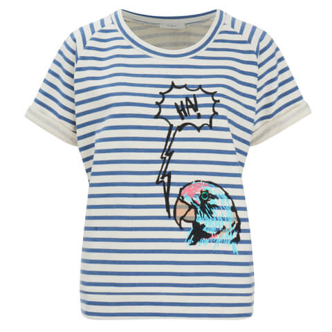 Paul by Paul Smith Women's Parrot Sweatshirt - Multi
