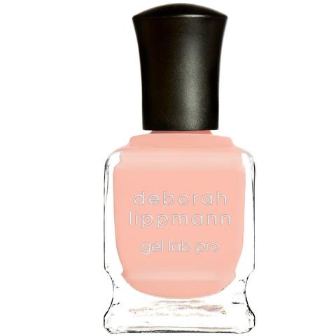 Deborah Lippmann Gel Lab Pro Color Nail Varnish - Peaches and Cream (15ml)