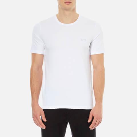 BOSS Hugo Boss Men's Small Logo T-Shirt - White