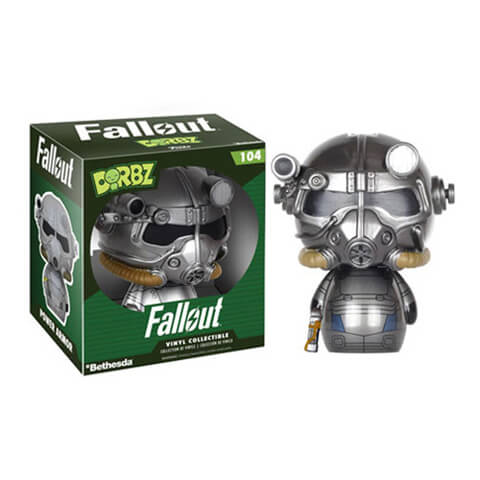 Fallout Vinyl Sugar Dorbz Vinyl Figura Power Armor