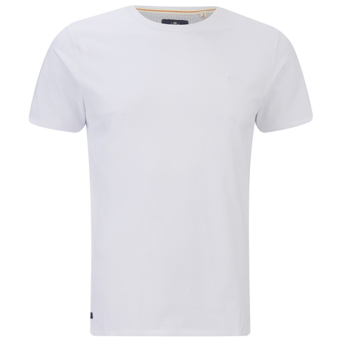 Threadbare Men's William Crew Neck T-Shirt - White