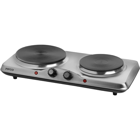 Pifco P15004 Stainless Steel Double Boiling Ring - Metallic