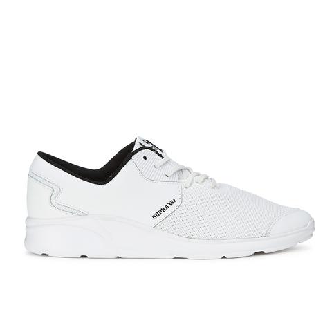Supra Men's Noiz Mesh Trainers - White