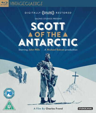 Scott Of The Antarctic (Digitally Restored)