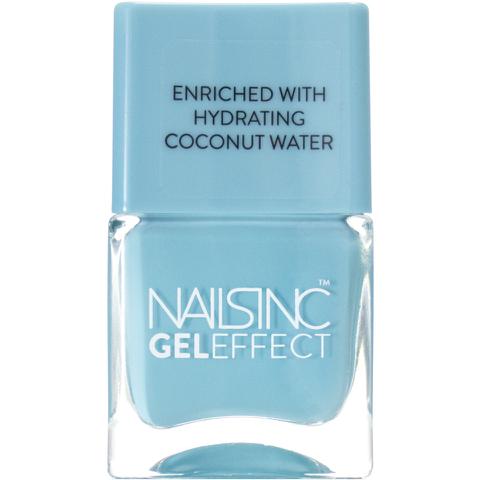 nails inc. Coconut Bright Portobello Terrace Nail Varnish 14ml