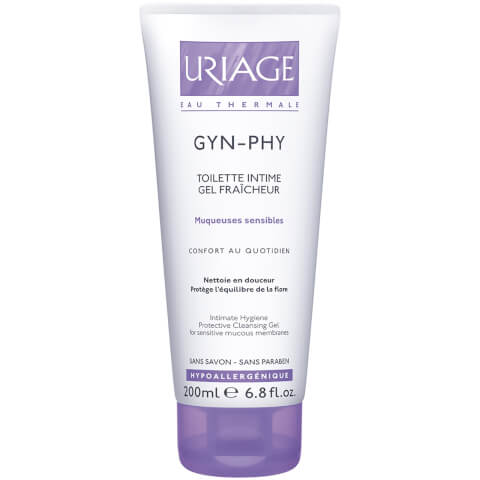 Uriage Gyn-Phy Intimate Hygiene Daily Cleansing Gel (200ml)