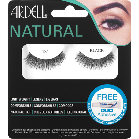 Ardell Natural Lashes 131 Black