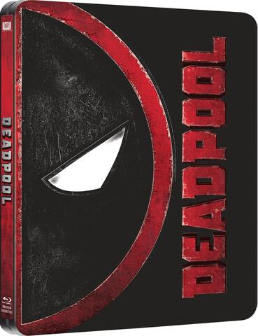 Deadpool - Steelbook Exclusivo de Edición Limitada