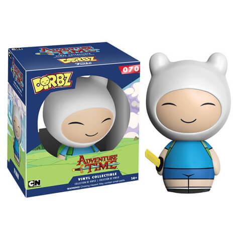 Adventure Time Finn Dorbz Figuur