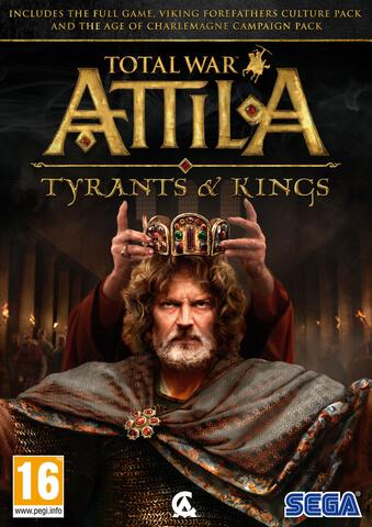 Attila Tyrants and Kings