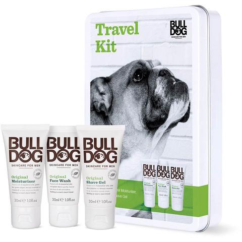Bulldog Men's Travel Tin
