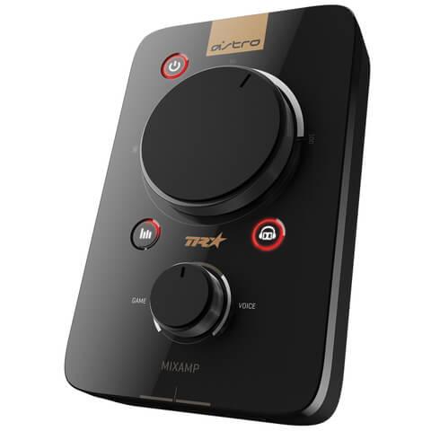 ASTRO MixAmp Pro TR - Black (PS4/PS3/PC)
