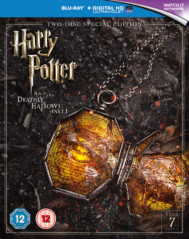 Harry Potter And The Dealthy Hallows - Part 1 2016 Edition