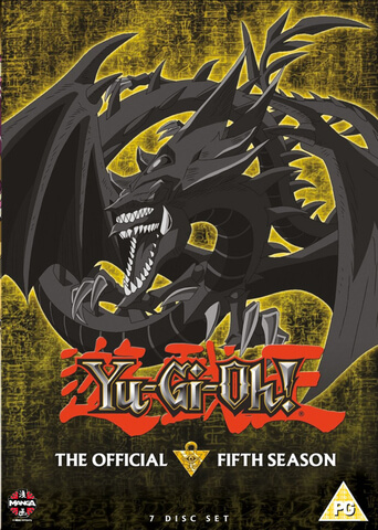 Yu-Gi-Oh! - Season 5 The Official Fifth Season (Episodes 190-236)
