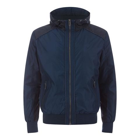 Smith & Jones Men's Skyhigh Windbreaker Jacket - Navy Blazer