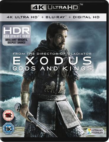 Exodus - 4K Ultra HD